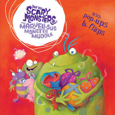 Marvellous Monster Muddle: Book & CD