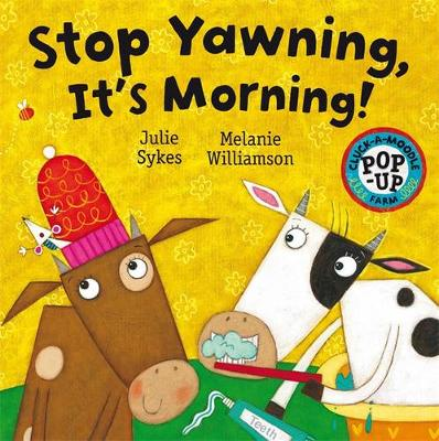 Cluck a Moodle Farm: Stop Yawning It's Morning
