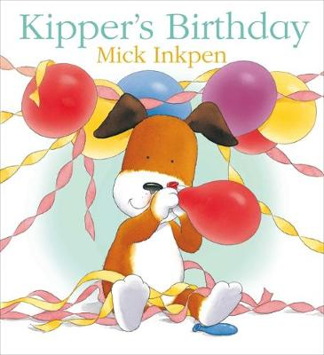 Kipper's Birthday Big Book