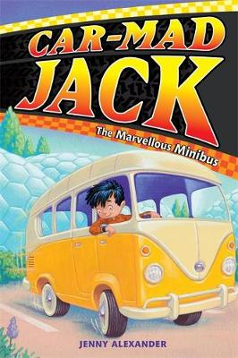 Car-Mad Jack: The Marvellous Minibus