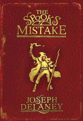 Spooks Mistake, The Book 5