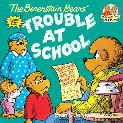 the berenstain bears and the bully berenstain stan berenstain jan
