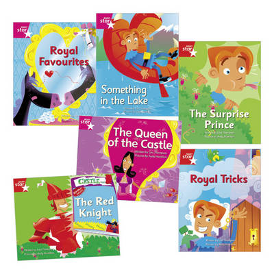 Learn at Home:Clinker Castle Reception Pack (6 fiction books)