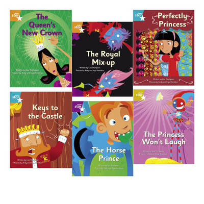 Learn at Home:Clinker Castle Year 2 Pack ( 6 fiction books)