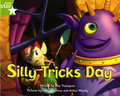 Fantastic Forest Green Level Fiction: Silly Tricks Day