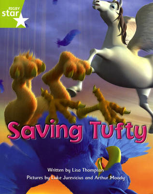 Fantastic Forest Green Level Fiction: Saving Tufty