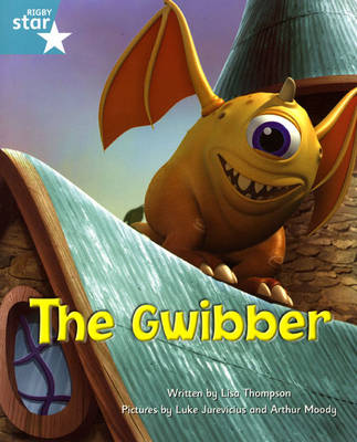 Fantastic Forest Turquoise Level Fiction: The Gwibber