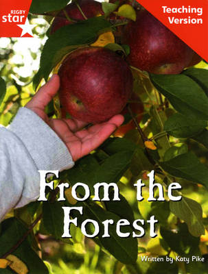 Fantastic Forest Pink Level Fiction: From the Forest Teaching Version