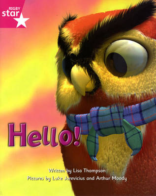 Fantastic Forest Pink Level Fiction: Hello!