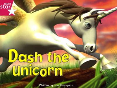 Fantastic Forest Pink Level Fiction: Dash the Unicorn