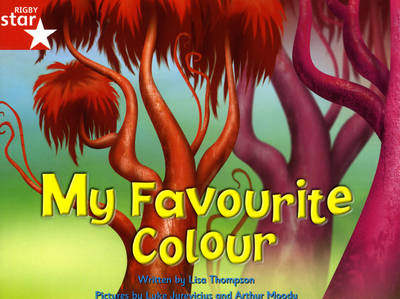Fantastic Forest Red Level Fiction: My Favourite Colour