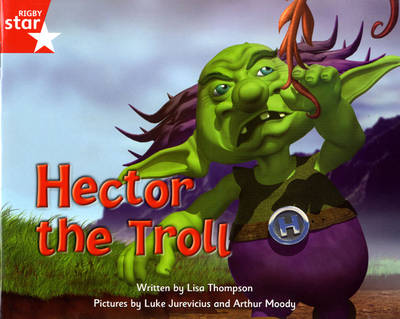 Fantastic Forest Red Level Fiction: Hector the Troll