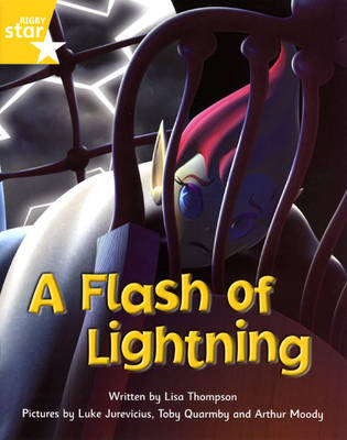 Fantastic Forest Yellow Level Fiction: A Flash of Lightning