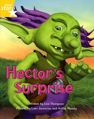 Fantastic Forest Yellow Level Fiction: Hector's Surprise