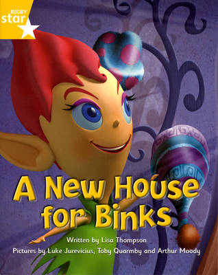 Fantastic Forest Yellow Level Fiction: A New House for Binks