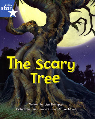 Fantastic Forest Blue Level Fiction: The Scary Tree