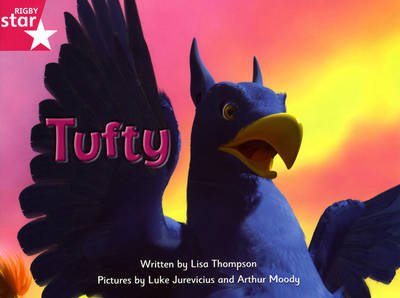 Fantastic Forest: Tufty Pink Level Fiction (Pack of 6)
