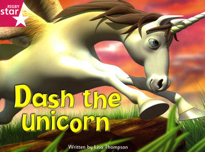 Fantastic Forest: Dash the Unicorn Pink Level Fiction (Pack of 6)