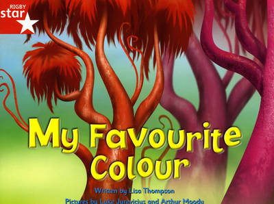 Fantastic Forest: My Favourite Colour Red Level Fiction (Pack of 6)
