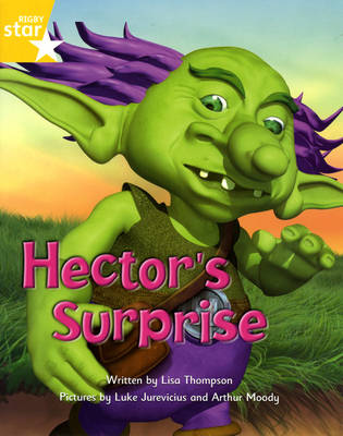 Fantastic Forest: Hector's Surprise Yellow Level Fiction (Pack of 6)