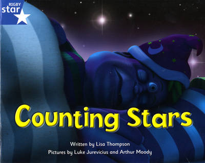 Fantastic Forest: Counting Stars Blue Level Fiction (Pack of 6)