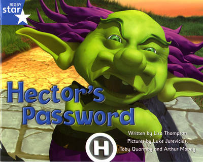 Fantastic Forest: Hector's Password Blue Level Fiction (Pack of 6)