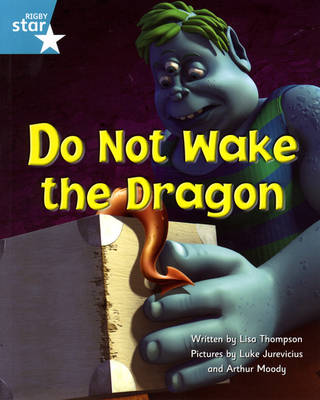 Fantastic Forest: Do Not Wake the Dragon Turquoise Level Fiction (Pack of 6)