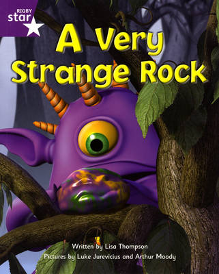 Fantastic Forest: A Very Strange Rock Purple Level Fiction (Pack of 6)