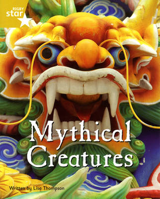 Fantastic Forest: Mythical Creatures Gold Level Non-Fiction (Pack of 6)