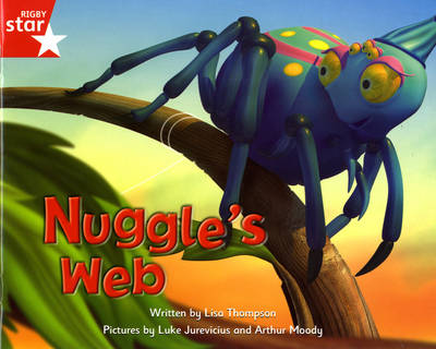 Fantastic Forest: Nuggle's Web Red Level Fiction (Pack of 6)