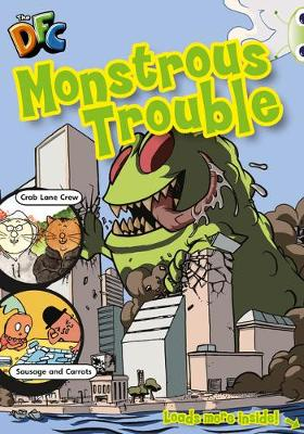 Bug Club Lime/3C Comic: Monstrous Trouble 6-Pack