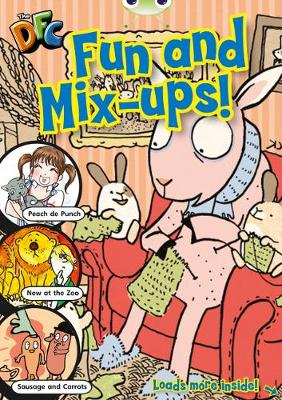 Bug Club Orange/1A Comic: Fun Mix Ups 6-Pack