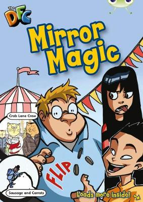 Bug Club White/2A Comic: Mirror Magic 6-Pack
