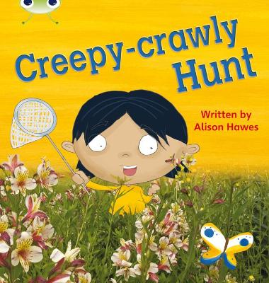 Bug Club Phonics Bug Non-fiction Set 19 Creepy-Crawly Hunt