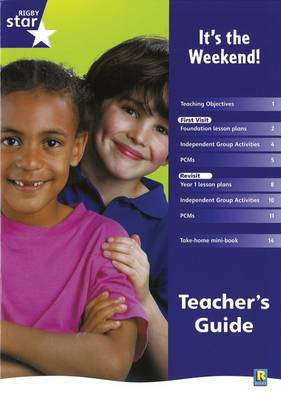 Rigby Star Shared Teaching Guide Pack