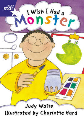 Star Shared: 1, I Wish I Had a Monster Big Book