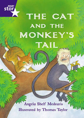 Star Shared: The Cat and the Monkey's Tail Big Book