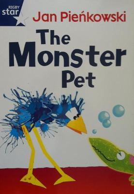 Star Shared: Reception, The Monster Pet Big Book