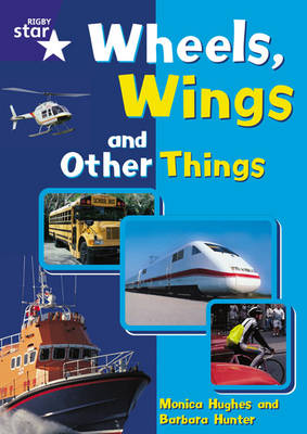 Star Shared: Reception, Wheels, Wings and Other Things  Big Book