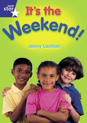 Star Shared: Reception: It's the Weekend Big Book