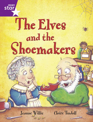Rigby Star Guided Purple Level: The Elves and the Shoemaker