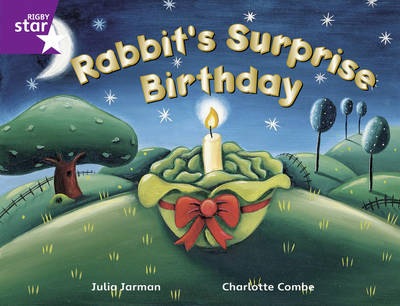 Rigby Star Guided Purple Level: Rabbit's Surprise Birthday