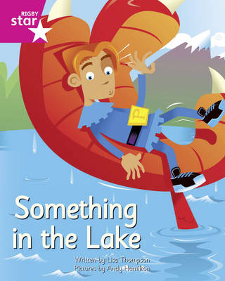Clinker Castle Pink Level Fiction: Something in the Lake Pack of 3: Star Adventures