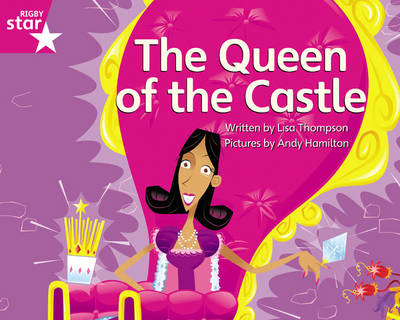 Clinker Castle Pink Level Fiction: The Queen of the Castle Pack of 3: Star Adventures