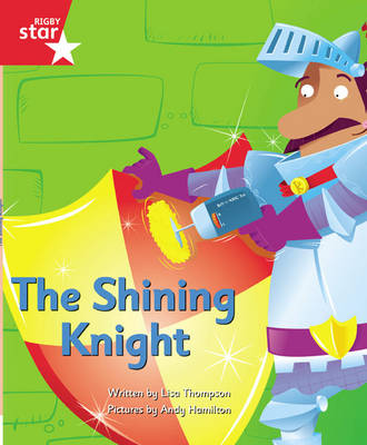 Clinker Castle Red Level Fiction: The Shining Knight Pack of 3: Star Adventures