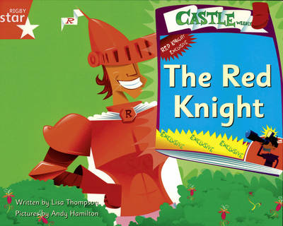 Clinker Castle Red Level Fiction: The Red Knight Pack of 3: Star Adventures
