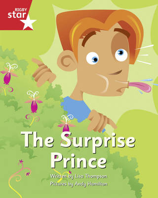 Clinker Castle Red Level Fiction: The Surprise Prince