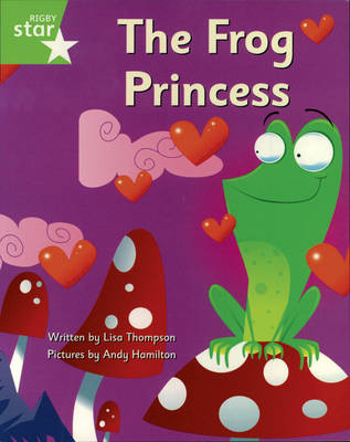 Clinker Castle Green Level Fiction: The Frog Princess Pack of 3: Star Adventures