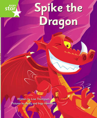 Clinker Castle Green Level Fiction: Spike the Dragon Pack of 3: Star Adventures