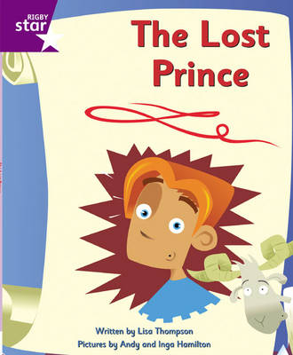 Clinker Castle Purple Level Fiction: The Lost Prince Pack of 3: Star Adventures